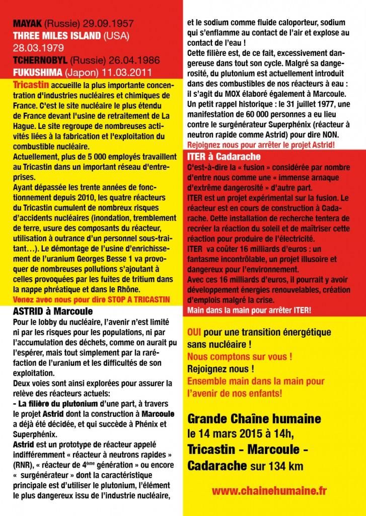 Stop nukes FlyerRECH_Chaine_2014-15