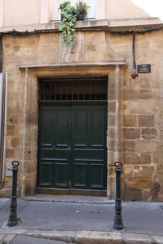 Hôtel de Matheron