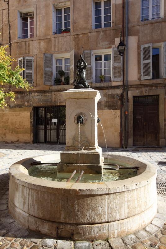 Fontaines des Fontêtes
