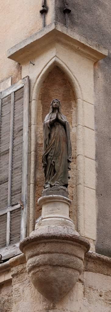 Oratoire rue des Tanneurs/rue Espariat