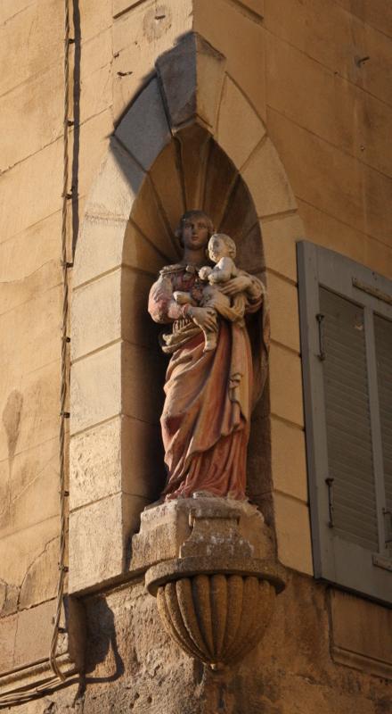 Oratoire Rue Venel/Place des Cardeurs