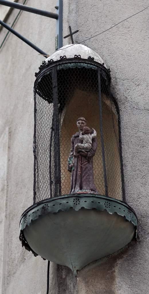 Oratoire Saint Joseph et l'Enfant