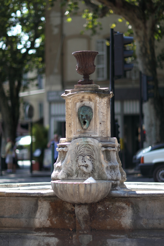 Fontaine Villeverte