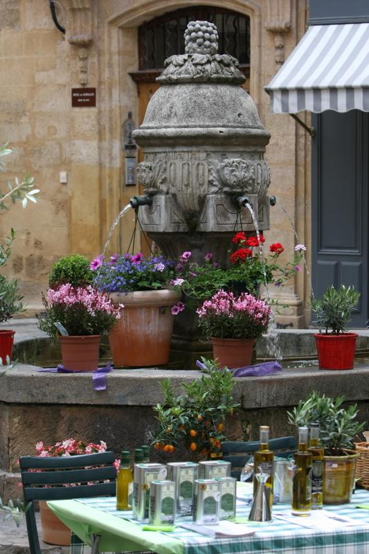 Fontaine des 3 Ormeaux