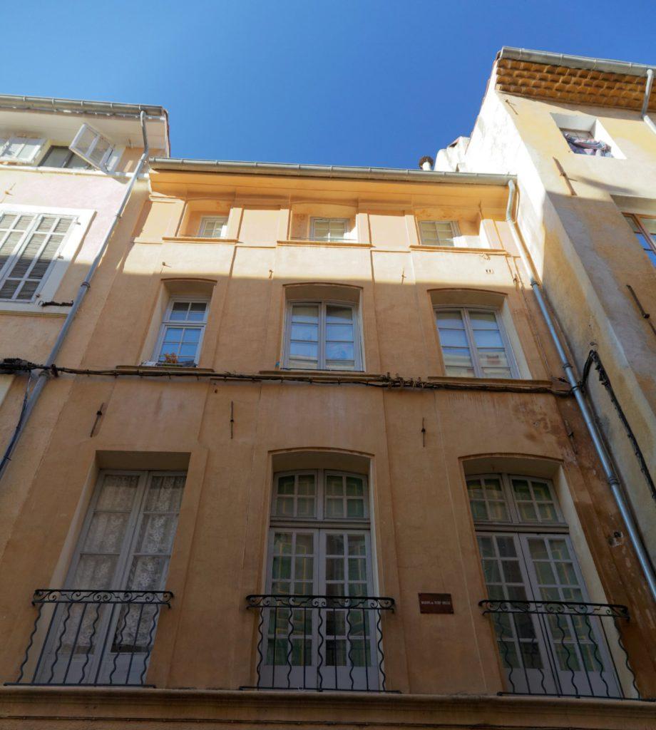 Maison du XVIII ième siècle