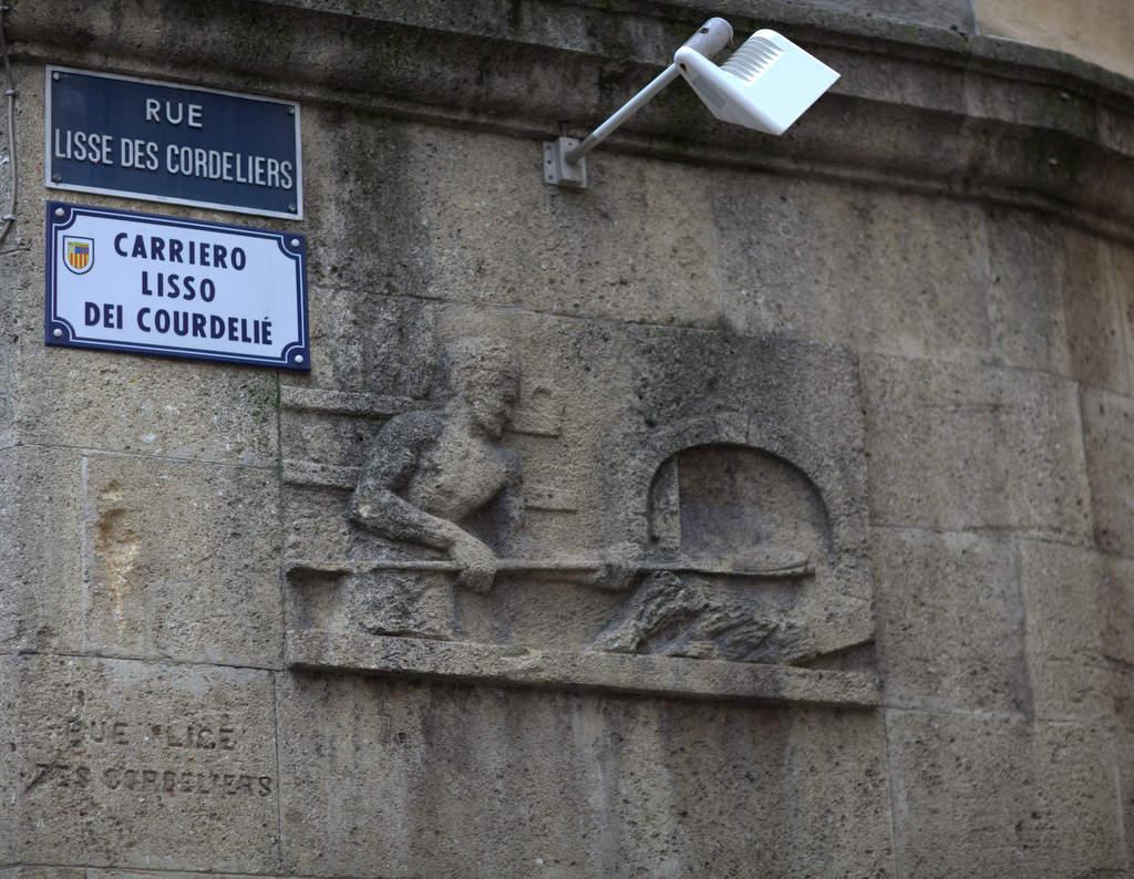 Rue Lices de Cordeliers