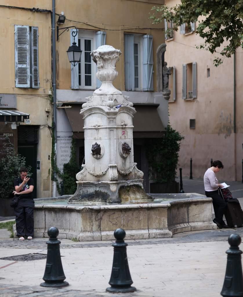 Fontaine des Tanneurs