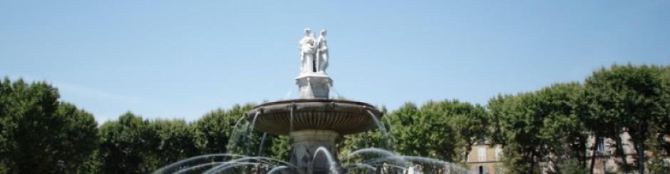 Photographies d'Aix-en-Provence