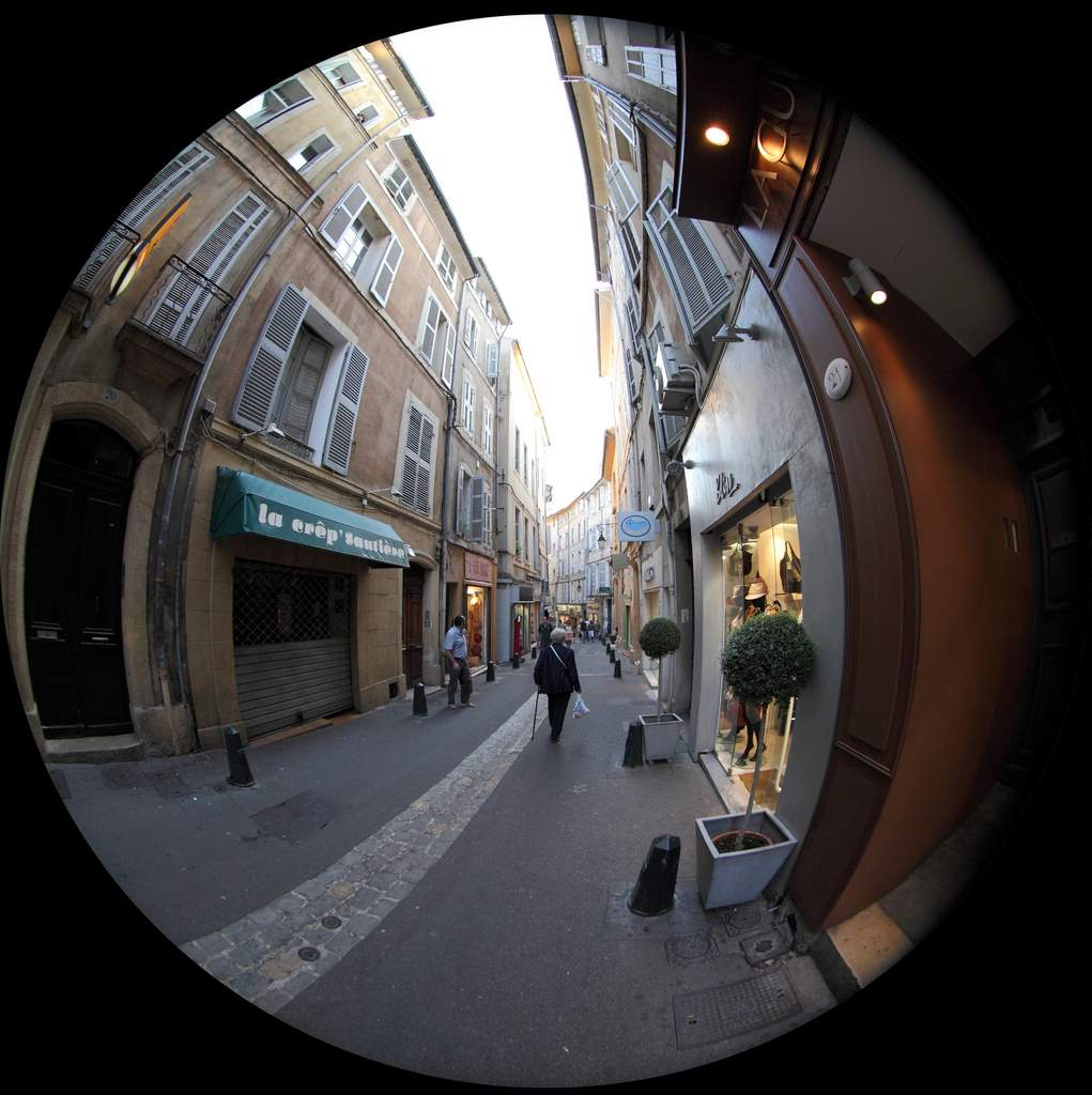 Rue Bédarrides