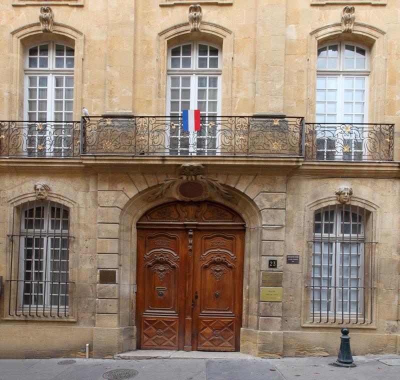 Hôtel de Maynier d'Oppède
