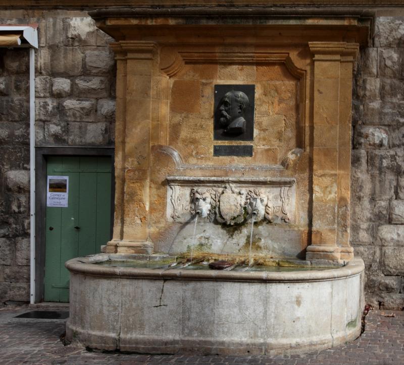 Fontaine d'Espéluque