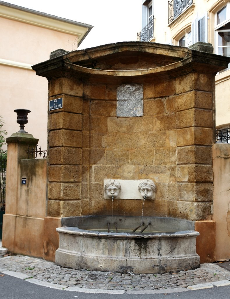 Fontaine d'Argent