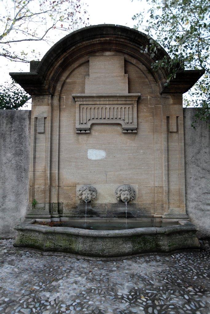 Fontaine des Minimes