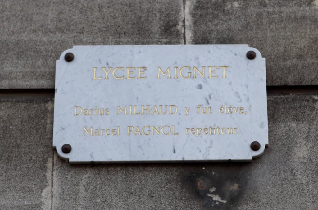 Lycée Mignet