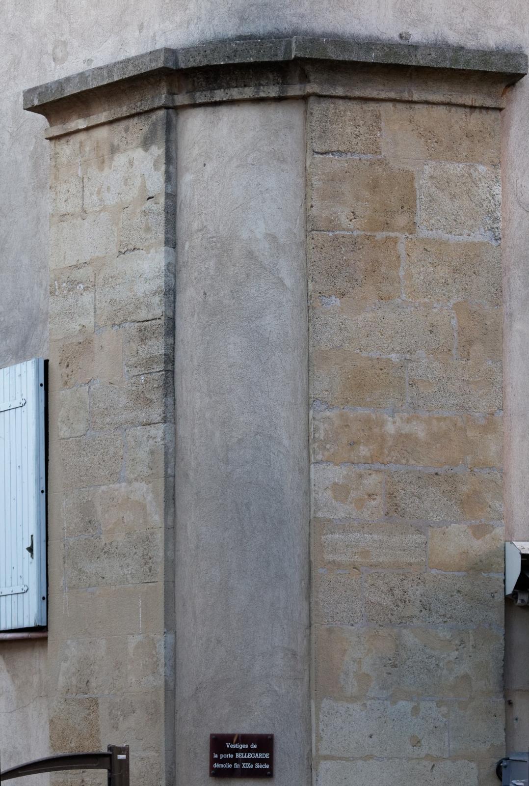 Porte Bellegarde