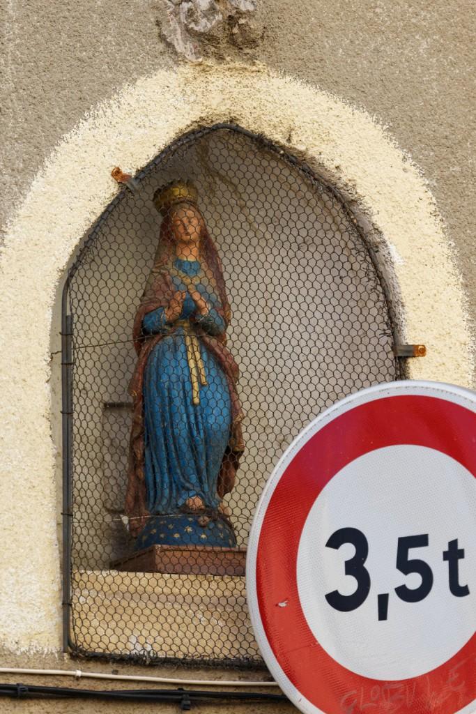 Oratoire Vierge en Prière