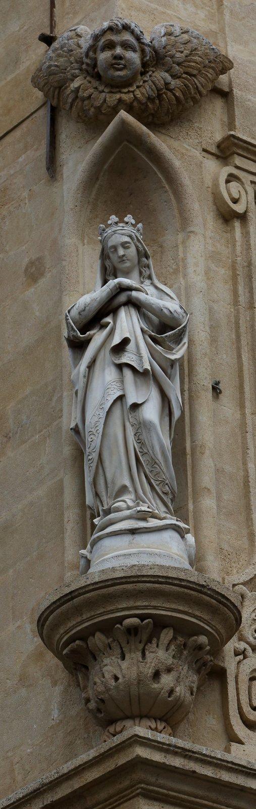 Oratoire Vierge aux Roses