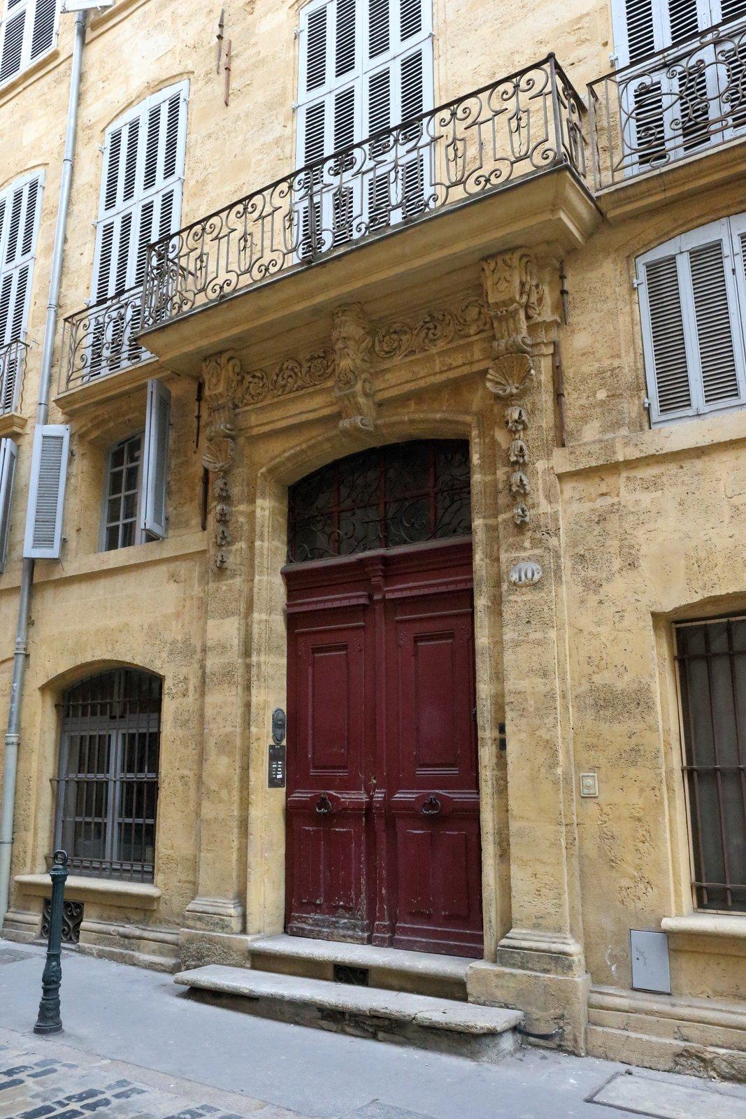 Hôtel de Thomassin de Tourtour