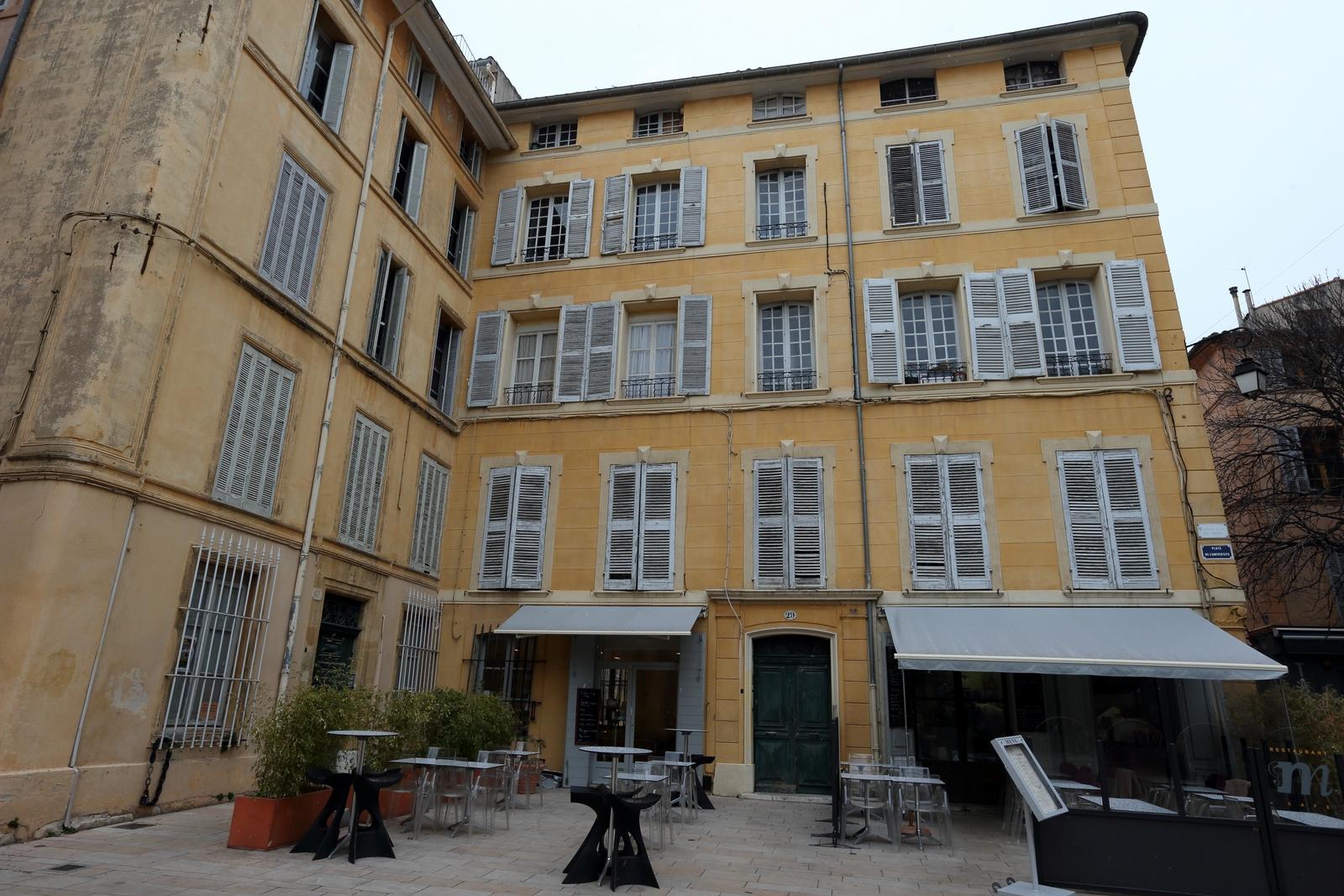 Hôtel d'Estienne de Saint Jean de la Salle