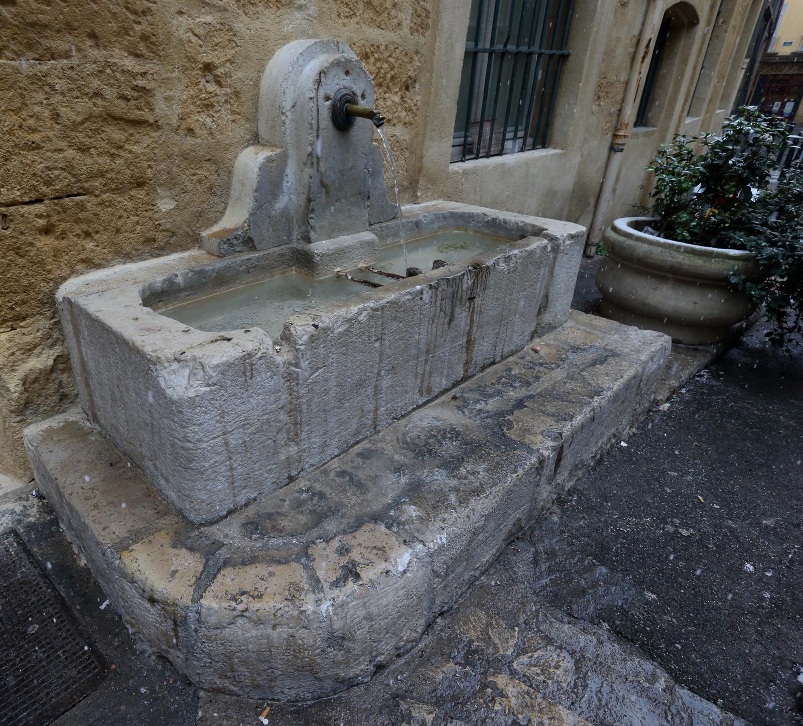 Fontaine du Puits Juifs