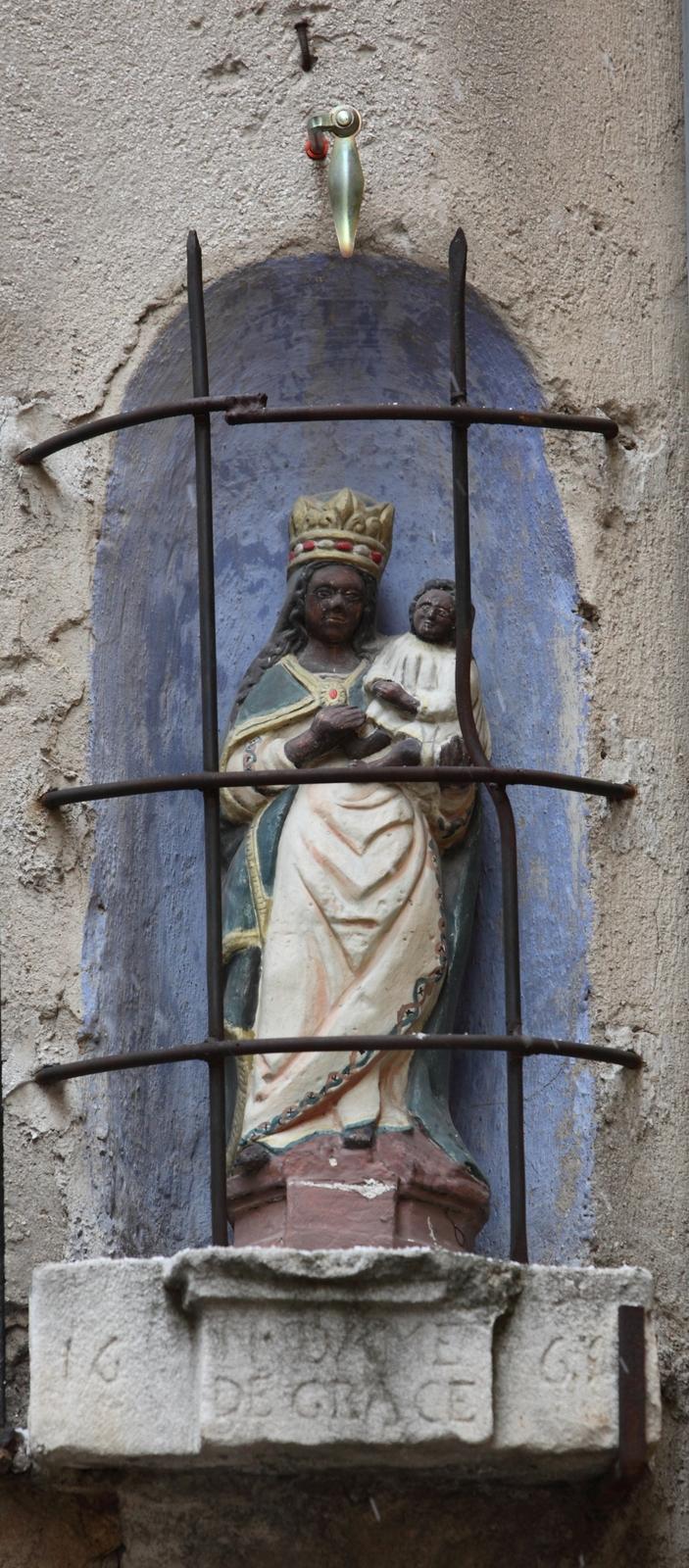 Oratoire Vierge Noire
