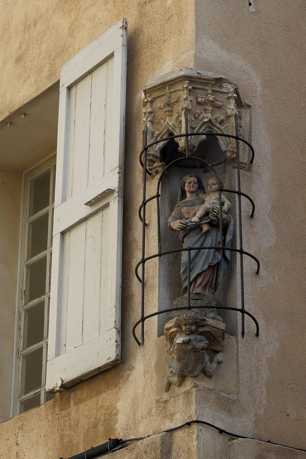 Oratoire Vierge à l'Enfant