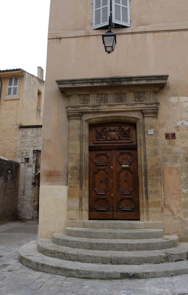 Hôtel du Prévot de Saint-Sauveur