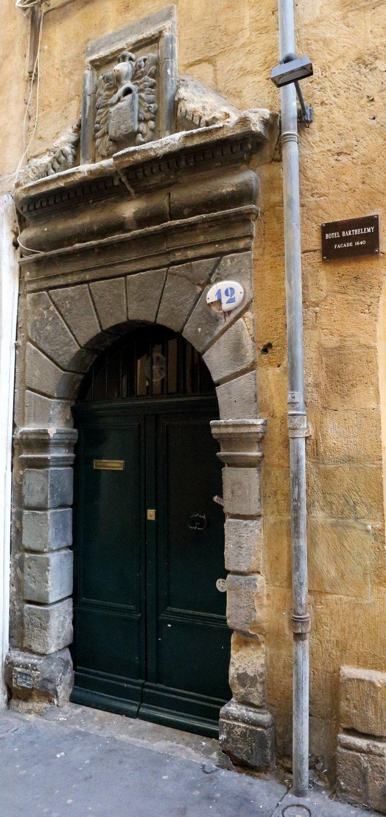 Hôtel de Barthélemy