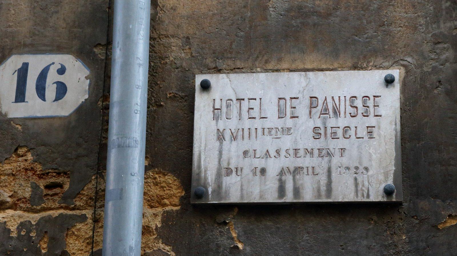Hôtel de Panisse-Passis