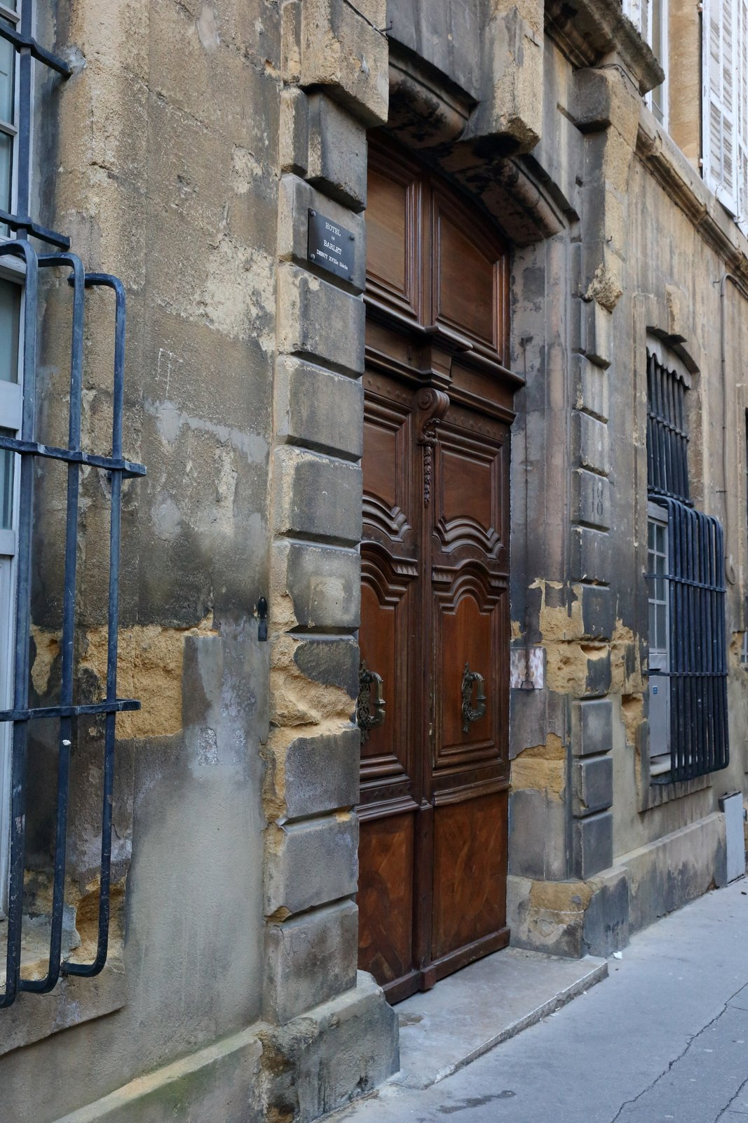 Hôtel de Barlet