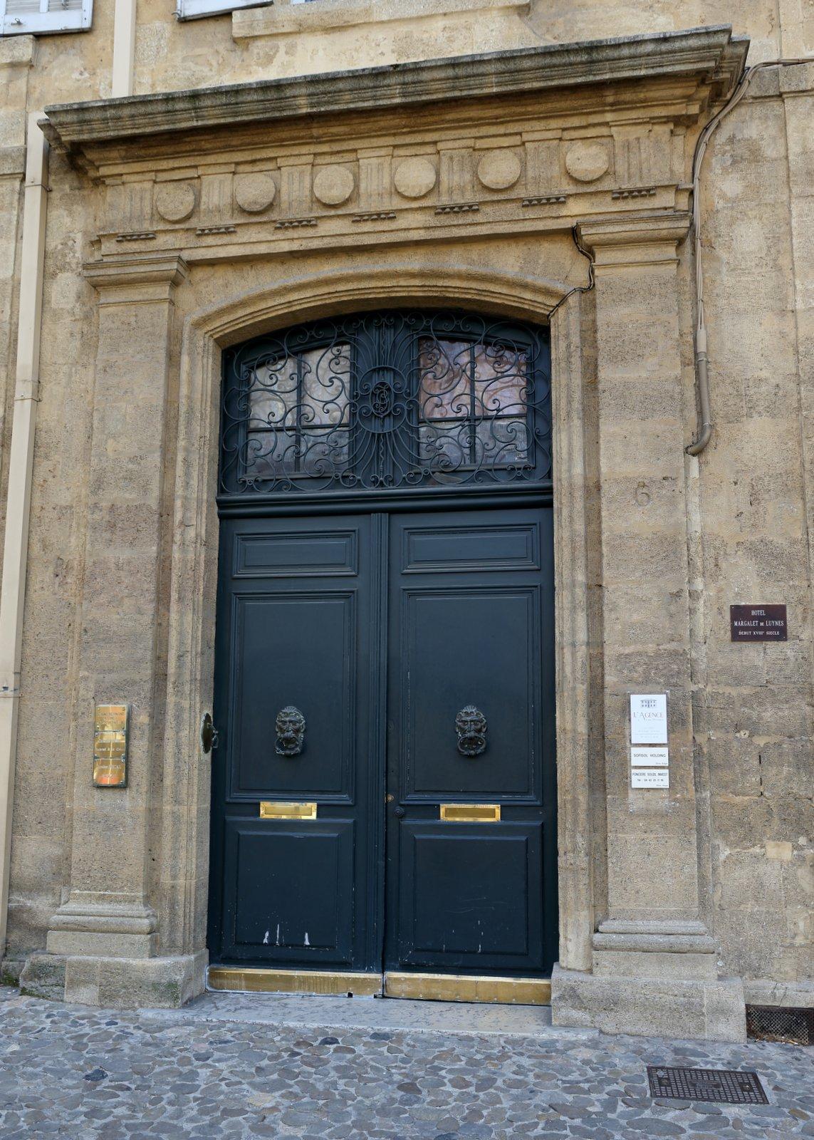 Hôtel de Gantelmi d'Ille