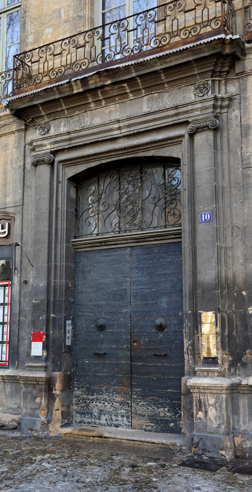 Hôtel d'Entrecasteaux