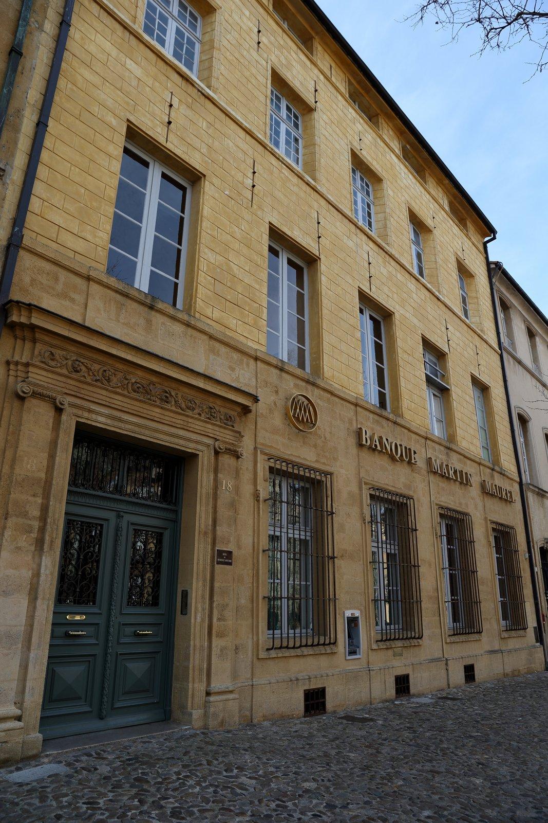 Hôtel de Meyronnet-Saint-Marc