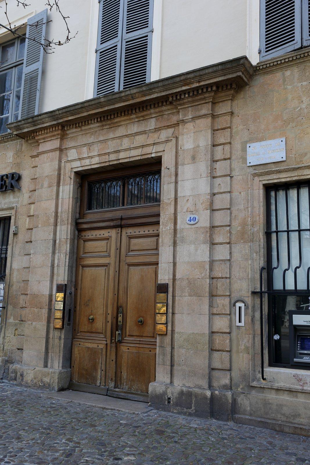 Hôtel de Suffren