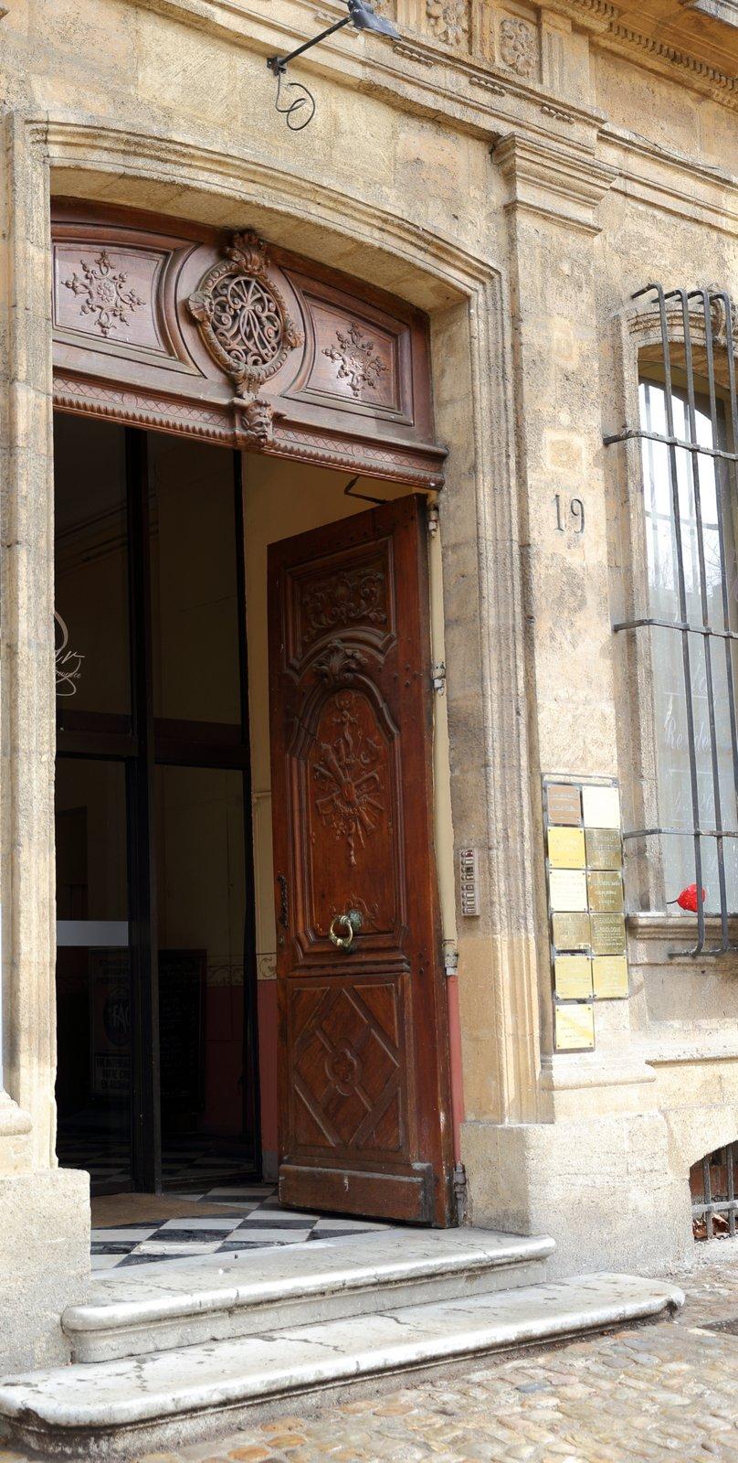 Hôtel d'Arbaut Jouques