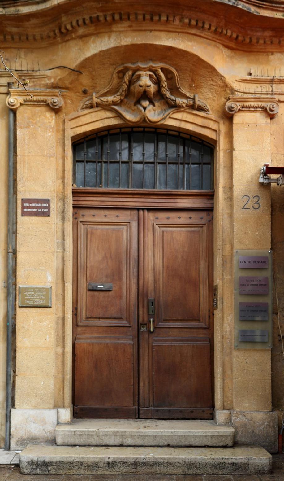 Hôtel du Chevalier Hancy