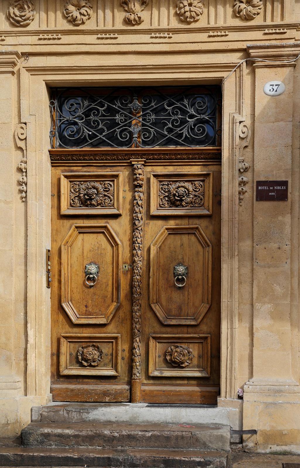 Hôtel de Nibles et Vitrolles