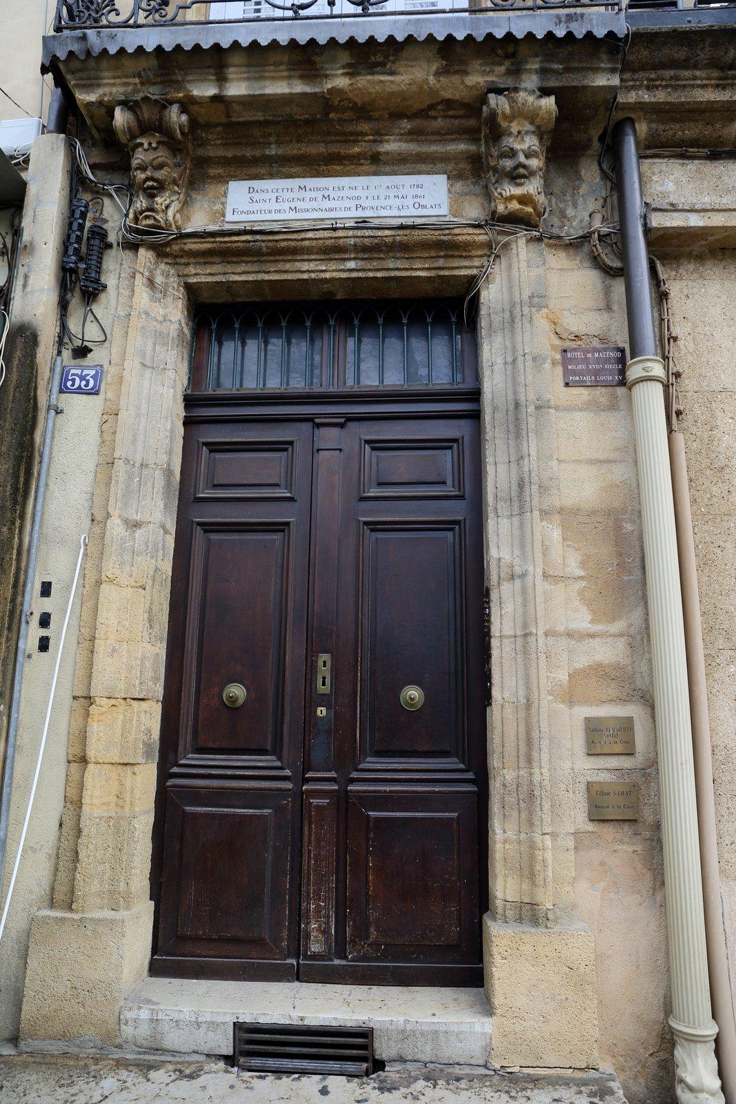 Hôtel de Mazenod