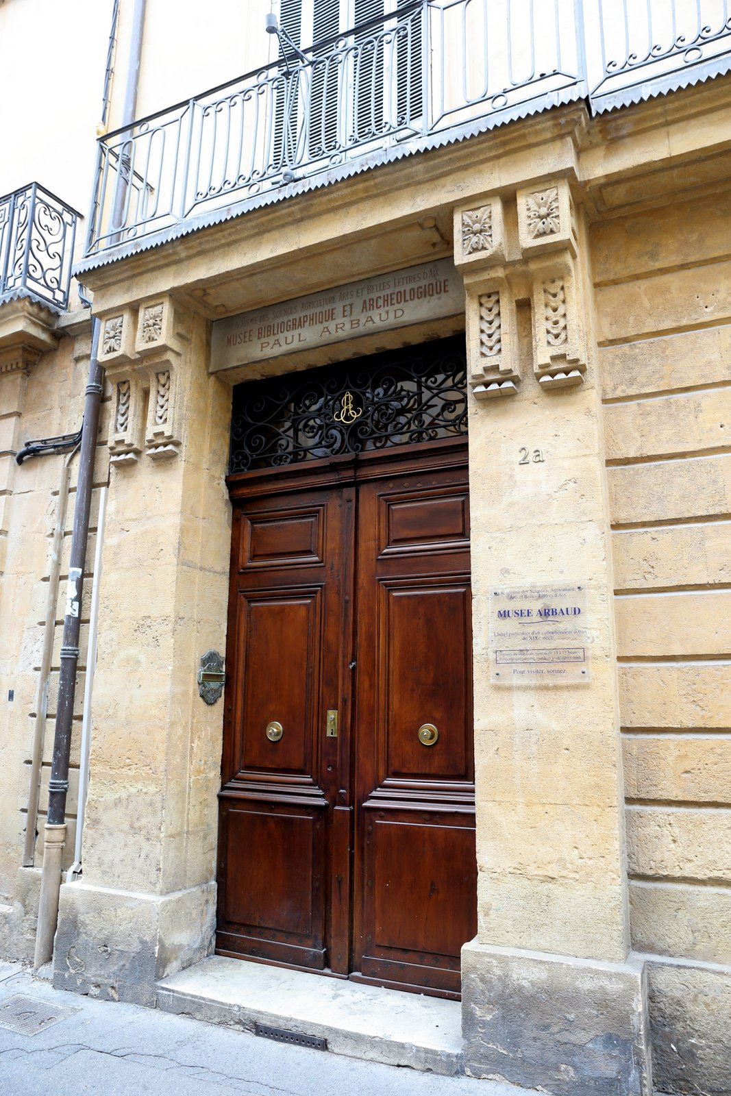Hôtel Paul d'Arbaud