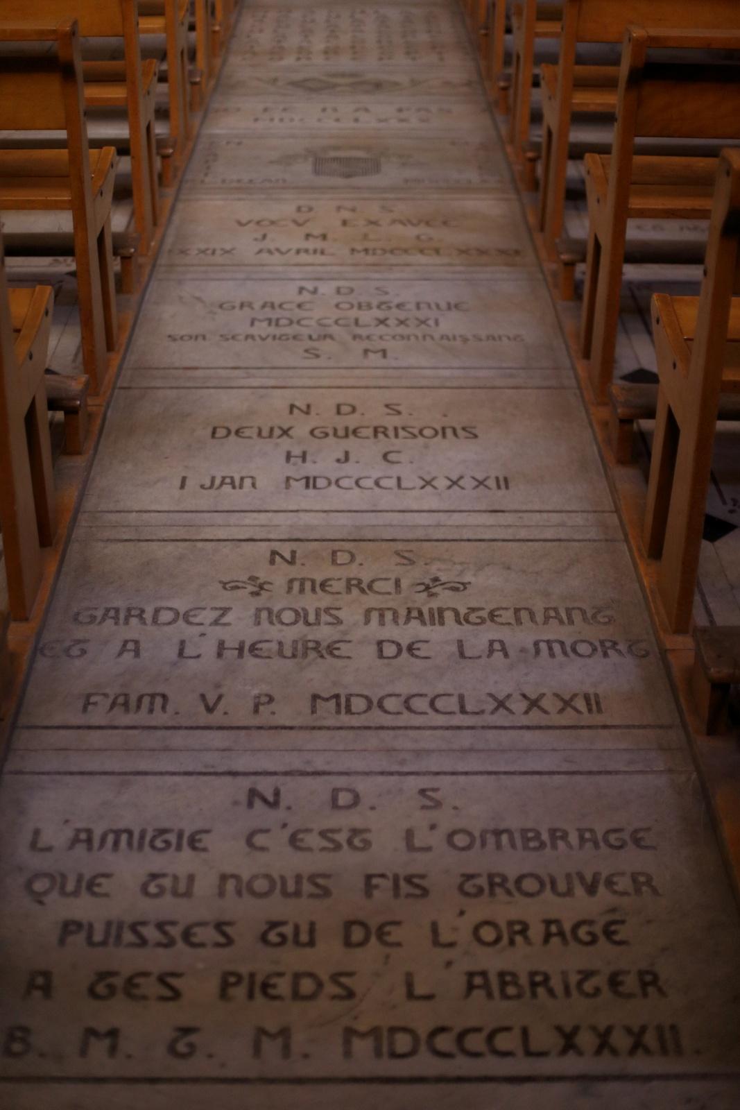 Eglise Notre Dame de la Seds