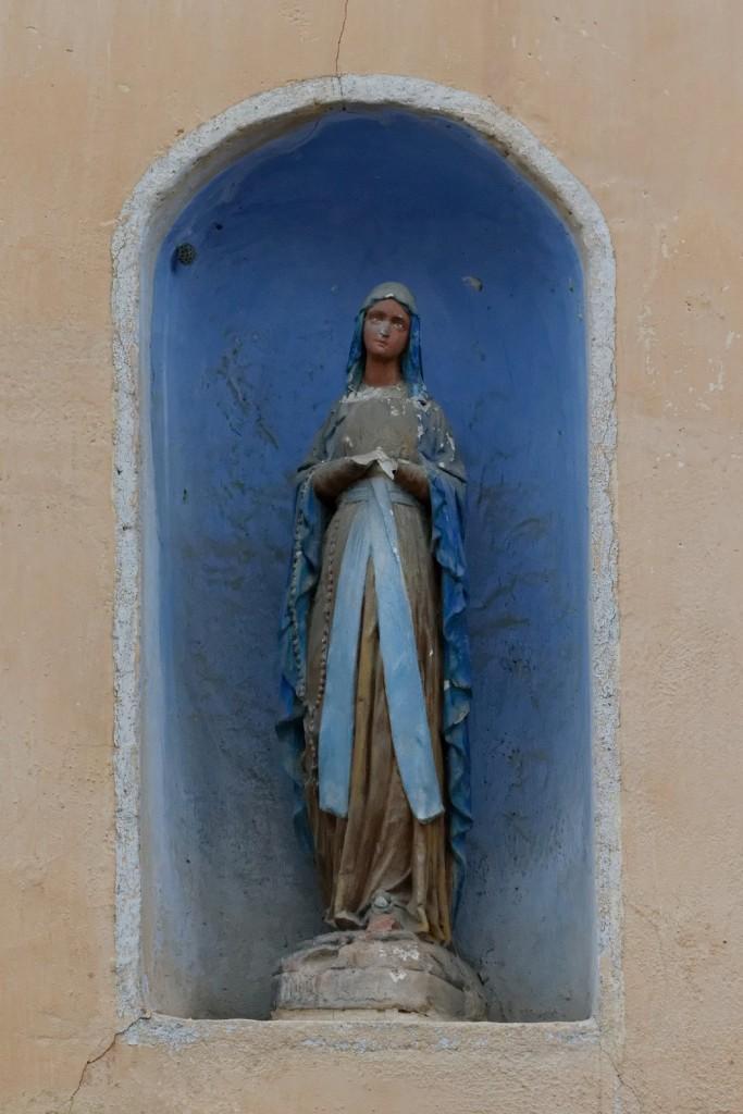 Vierge en prière